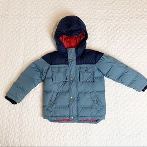 Land's End kids puffer jacket
